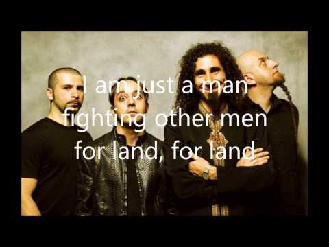 System Of A Down - Ego Brain Lyrics