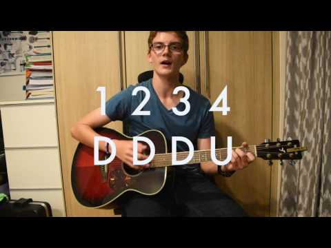 """""""Oh My Darling Clementine"""" - Guitar Song Lesson 