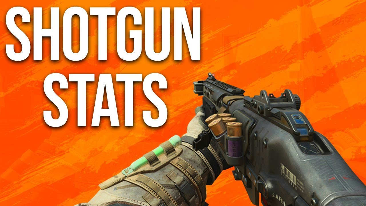 Black Ops 4 In Depth: Shotgun Stats (& Damage Boosting Attachments)