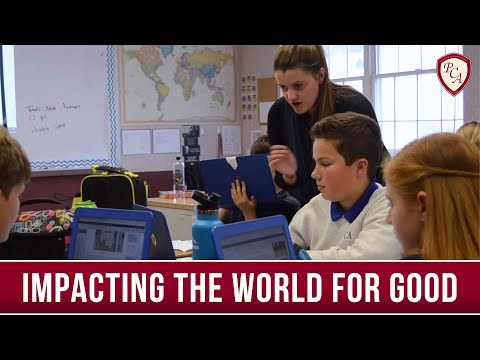 Portsmouth Christian Academy: Impacting the World for Good