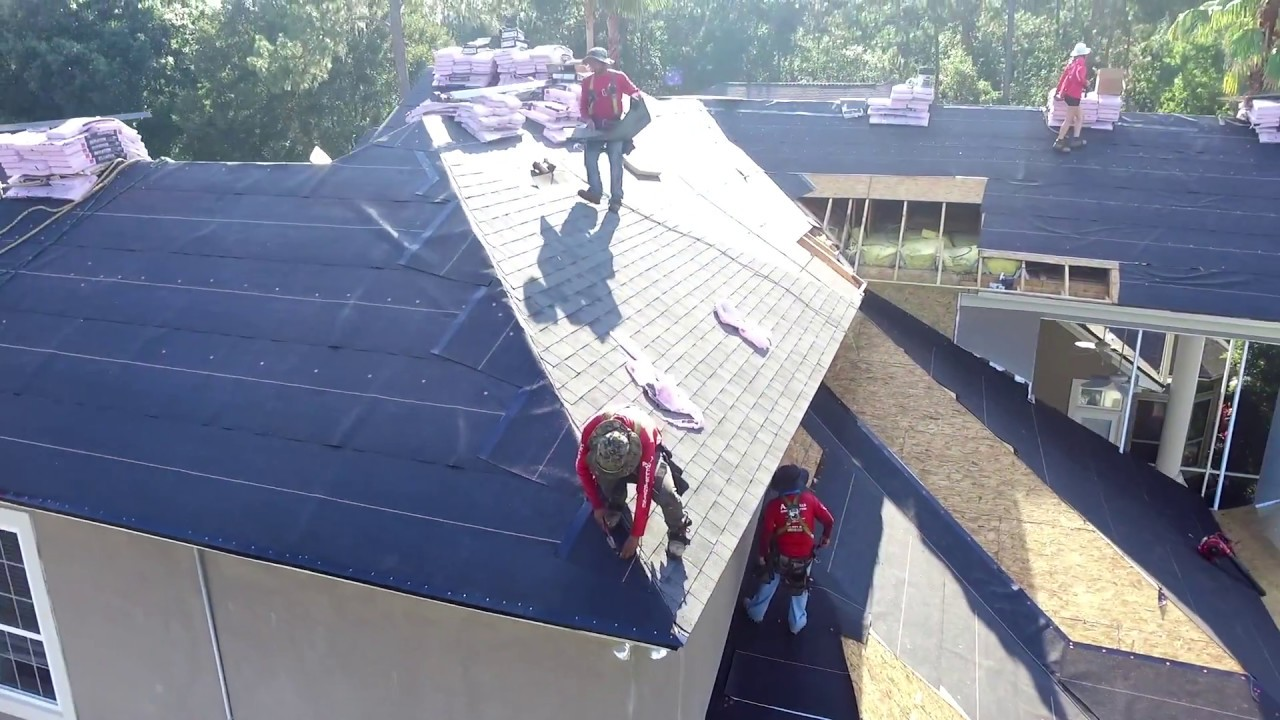 Delightful A.J. Wells Roofing Contractors Jacksonville Florida Roof Replacement  Services Roof Repair