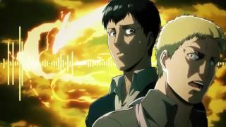 Attack On Titan episode 6 Reiner and Bertholdt Music