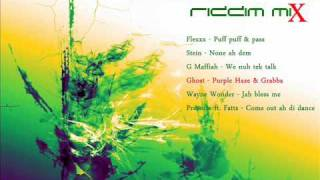 California Riddim Mix [November 2011] [Studio 91]