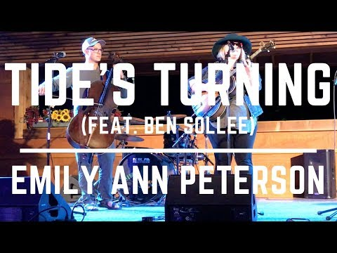 Tide's Turning (feat. Ben Sollee) - Emily Ann Peterson