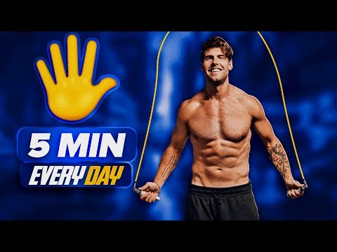 What Happens If You Jump Rope For 5 Min Everyday?