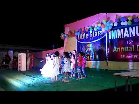 Immanuel Mission School Itwa Siddarth nagar U.P