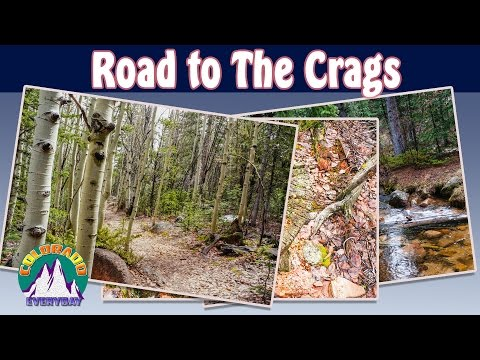 Road to the Crags