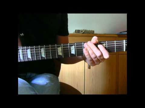 "Johnny Winter guitar lesson ""Memory Pain"" Closeup & slowdown tab"