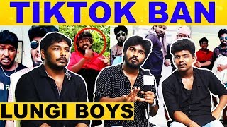 TIKTOK BAN Pannadhigga – Lungi Boys Exclusive Interview