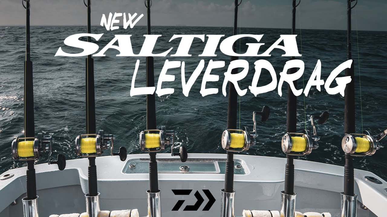 Fishing Sailfish with the all NEW Daiwa Saltiga Lever Drag