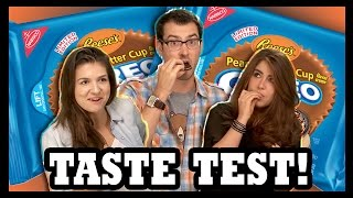We Found The Reese's Oreos!! - Food Feeder