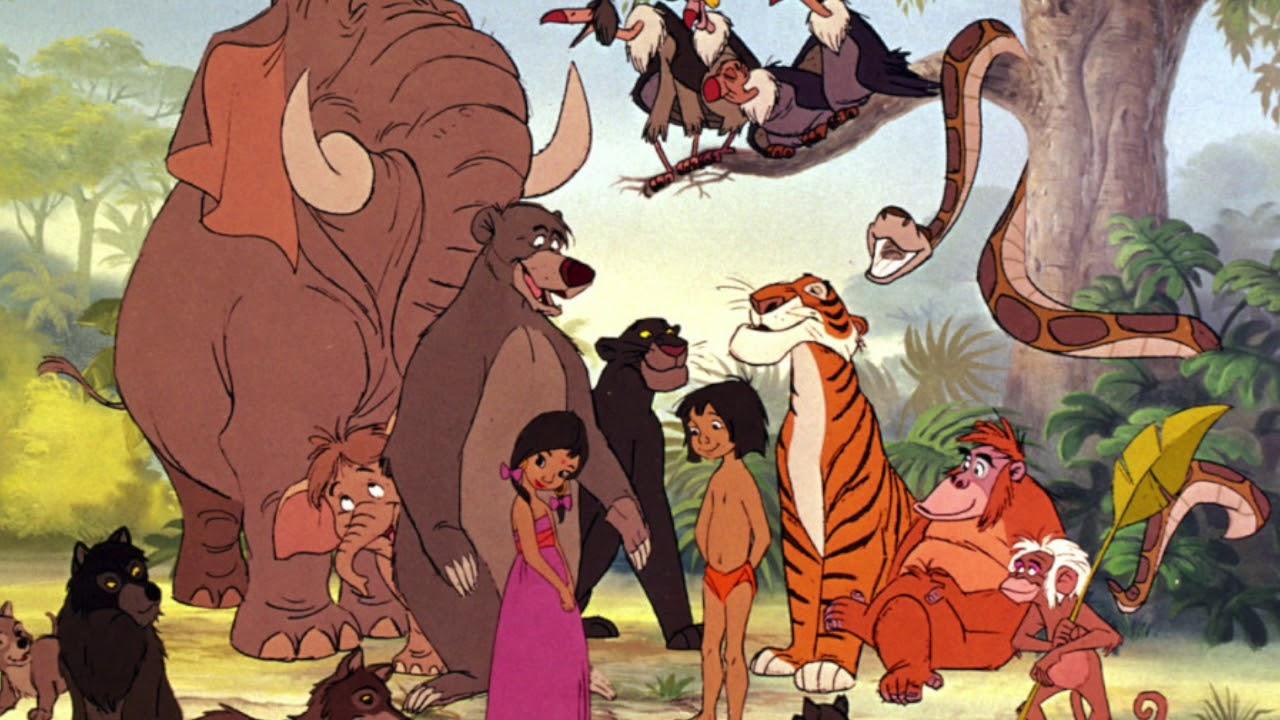 Le Livre De La Jungle Polo And Pan Remix