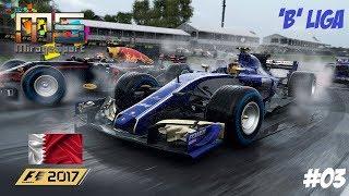 F1 2017 'B' LIGA // 3.FUTAM: BAHREIN-SAKHIR // SAUBER-FERRARI