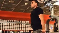 Muscle Damage   Двете вариации на упражнението Кофички