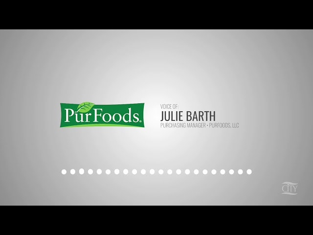 Audio Testimonial | I'm Not Just A Number | PurFoods, LLC