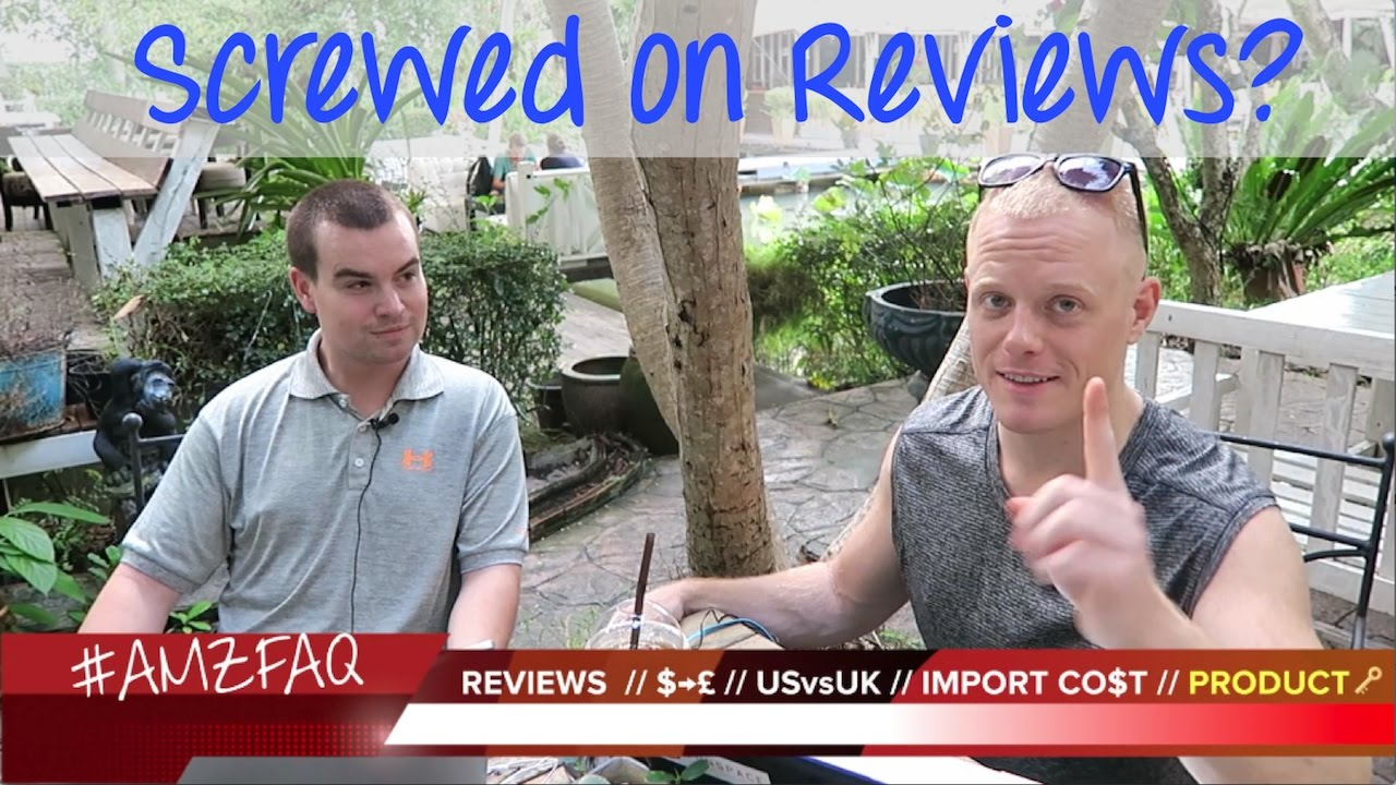 AMAZON FAQ Ep#1! ?  How to get quick Reviews? +Our MAJOR? for Product Research – FBA Private Label