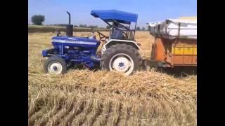 New Holland 3630 TX super vs Farmtrac 60 Supermax