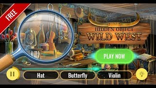 Wild West Exploration – Gold Rush Quest Hidden Objects Game For Android 2019
