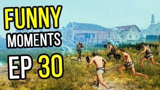 PUBG: Funny Moments Ep. 30