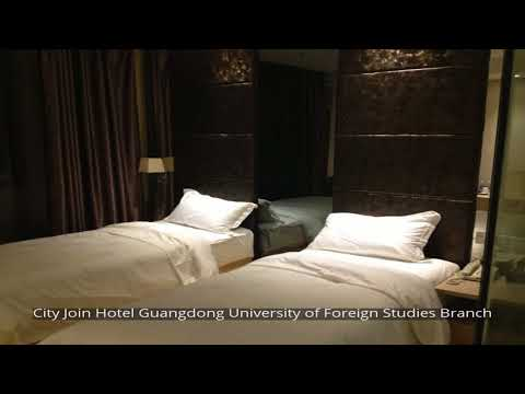 City Join Hotel Guangdong University of Foreign Studies Branch