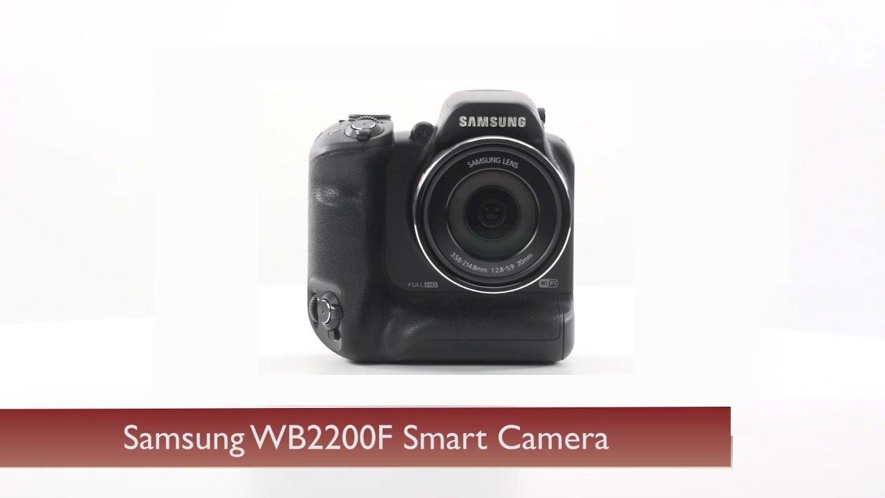 Drivers Samsung WB2200F Camera