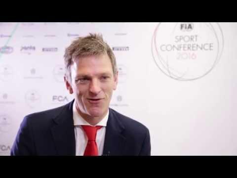 2016 FIA Sport Conference - James Allison Interview