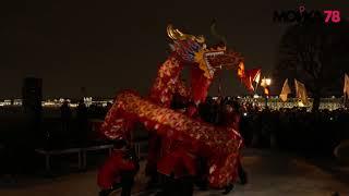 Смотреть видео Празднование в Санкт Петербурге Нового года по Восточному календарю онлайн