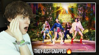 THEY JUST SNAPPED! (BLACKPINK (블랙핑크) 'How You Like That' | Music Video Reaction/Review)