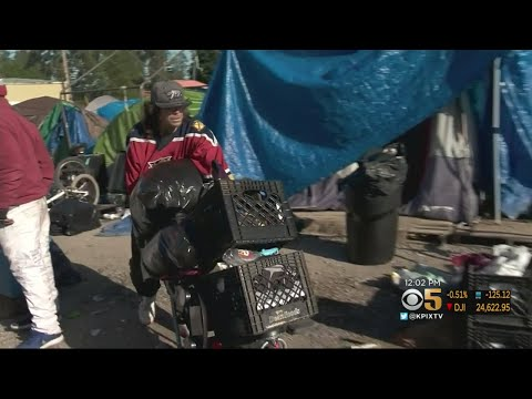 Homeless Orders To Clear Out Of Santa Rosa Encampment