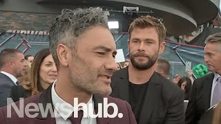 Taika Waititi Interview At Sydney Premiere Of Thor: Ragnarok   Newshub
