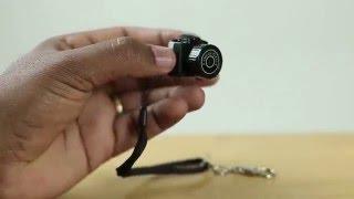 Micro Camera - Mini Câmera E Fimadora Hd 720p Excelente(micro camera Hd 720p CMOS 2.0 Mega Pixel Tira foto e filma - Excelente mini camera Descrição: Formato de vídeo: AVI Código de vídeo: M-JPEG Resolução ..., 2016-03-25T23:06:46.000Z)