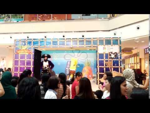 SpongeBob Christmas Show 2015 at City Square Mall (part 4 of 4)
