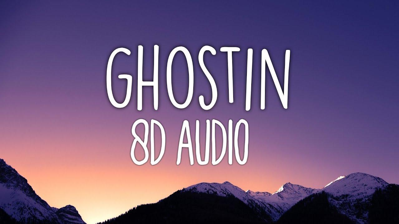 Download Ariana Grande - Ghostin (8D Audio) 🎧