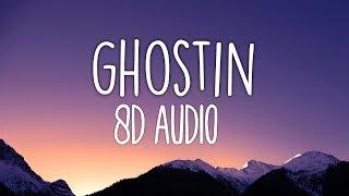 Ariana Grande - Ghostin (8D Audio) 🎧