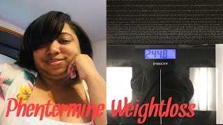 How i lost weight fast | Phentermine | Easy weight loss