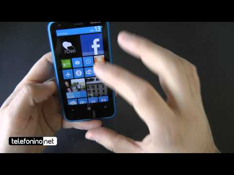 Nokia Lumia 620 videoreview da Telefonino.net