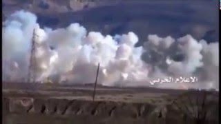 russia releases video of attacks on isis to their facebook page full