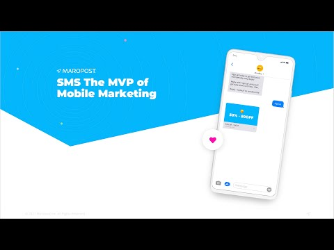 Increasing Mobile Marketing ROI with SMS