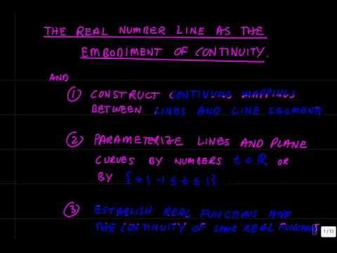 Continuity 1