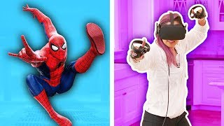 AVENGERS VR EXPERIENCE | Marvel Powers United VR
