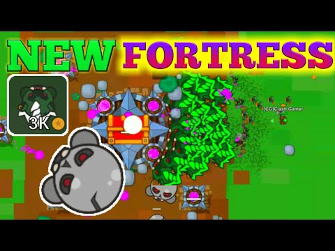 LORDZ.IO MOBILE FORTRESS UPDATE // NEW FORTRESS, GIANT SKELETON AND TROLL ARMY