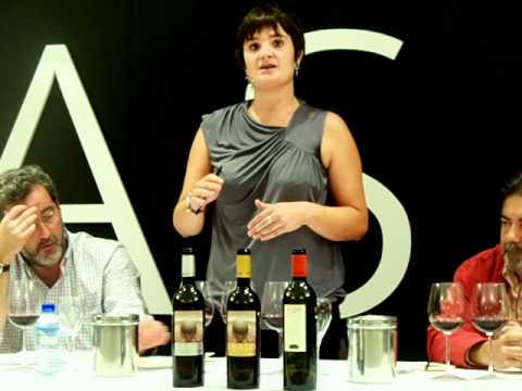 Raquel Gonzalez, enologa de Obalos (DOCa Rioja) - ...