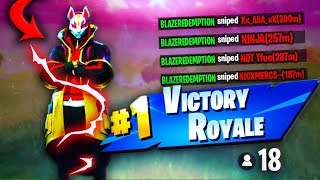 NEW FORTNITE DRIFT SKIN will make you a GOD! 18 KILL DUOS CLUTCH in Fortnite Battle Royal