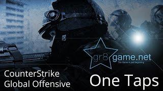 CS:GO - BEST PRO ONE TAPS! Ft. ScreaM, GeT_RiGht, Shroud & More!