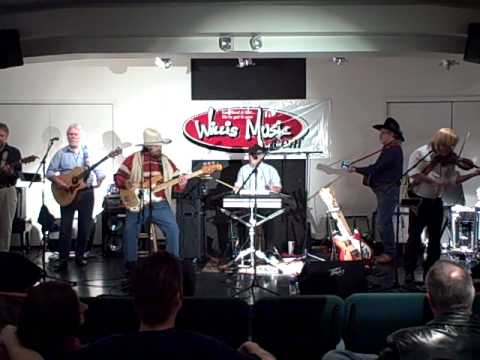 Kentucky Stage Line CD Release @ Willis Music Song 13