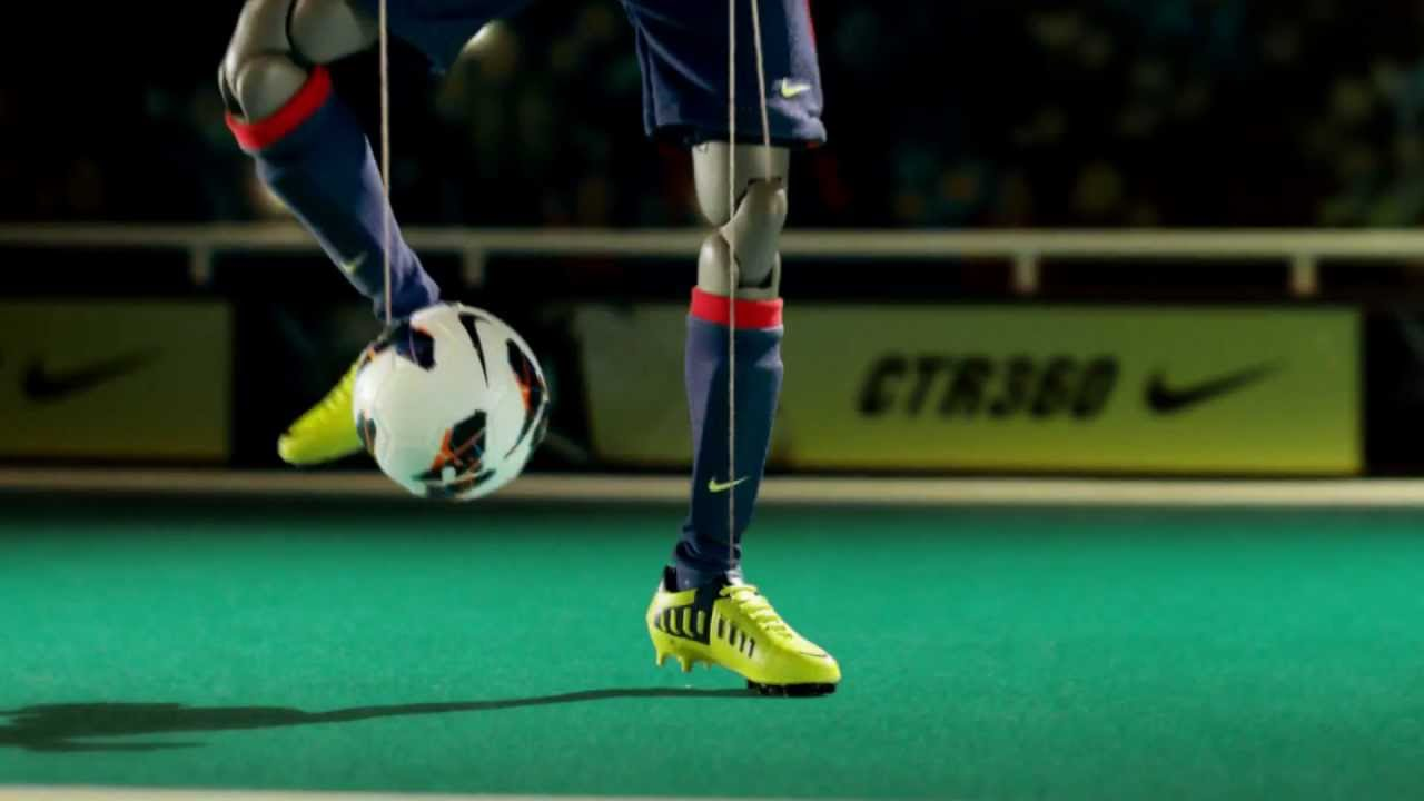 Andres Iniesta Pulls The Strings CTR360 Maestri III Promo Video
