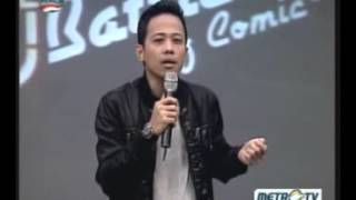 Stand Up Comedy (Iwel & Ence Bagus vs Mosidik & Acho) - Battle of Comics 19 Februari 2013 Part 3