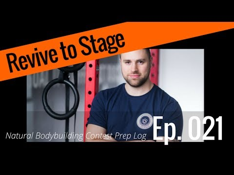 021: Revive to Stage - How to make contest prep easy with Luke Johnson