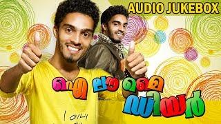 Jamsheed Manjeri New Malayalam Mappila Album | I Love My Dear | Audio Jukebox