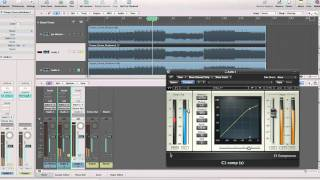 Mastering Tutorial -- Parallel Compression with Waves C1